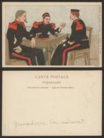 Carte Postale - Illustrateur Am. Lynen (Bruxelles) : N°172 Militaria / Collection - Lynen, Amédée-Ernest