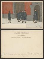 Carte Postale - Illustrateur Am. Lynen (Bruxelles) : N°184 / Collection - Lynen, Amédée-Ernest