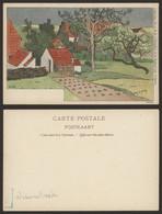 Carte Postale - Illustrateur Am. Lynen (Bruxelles) : N°187 Wezembeek / Collection - Lynen, Amédée-Ernest