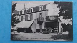 17 :St. PALAIS Sur MER : UN COIN De La STATION ,animé  ,C.P.A..,en Bon état - Saint-Palais-sur-Mer