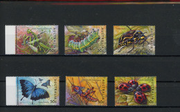 Australien MiNr. 2259-64 Postfrisch MNH Schmetterling (Schm682 - Non Classificati
