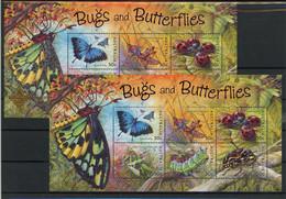 Australien MiNr. Block 50 + 50 I, M-Heft Postfrisch MNH Schmetterling (Schm684 - Non Classificati