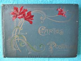 Album Vide Pouvant Contenir 608 Cartes Postales. - Album, Raccoglitori & Fogli
