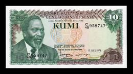 Kenia Kenya 10 Shillings 1978 Pick 16 SC UNC - Kenia