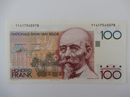 100 Francs Franken - Hendrik Beyaert - UNC - 11417540378 - 100 Francs