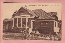 OLD POSTCARD - BELGIUM -   ST. IDESBALD -  COXYDE - GAI LOGIS - Andere