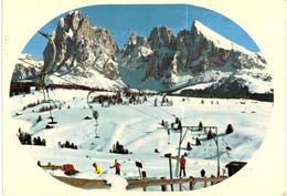 Italie - Alpe De Siusi - Wintersportplatz Seiseralm - Andere Städte