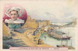 (27)   Chromo (10x7 Cms)   Brest - Brest