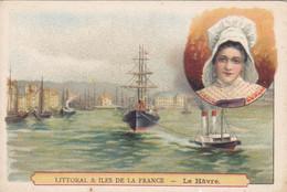 (27)   Chromo (10x7 Cms)   Le Havre - Non Classificati