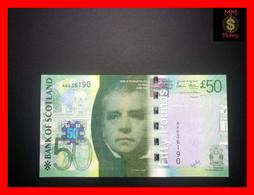 "SCOTLAND 50 £   17.9.2007  P. 127  Bank Of Scotland  ""first Date""   UNC - 50 Pounds"