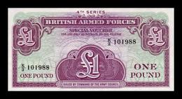 Gran Bretaña Great Britain 1 Pound 1962 Pick M36 SC UNC - British Armed Forces & Special Vouchers