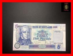 SCOTLAND  5 £  5.8.1998  P. 119  Bank Of Scotland  *commemorative*    UNC - 5 Pounds