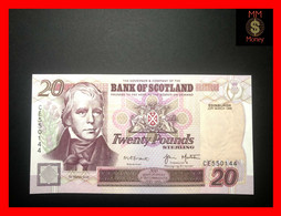 SCOTLAND  20 £  22.3.1999   P. 121  Bank Of Scotland   *commemorative*     UNC - 20 Pounds