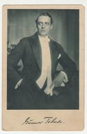Gunnar Tolnæs Old Postcard Unused B210725 - Acteurs