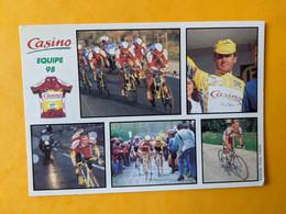 Casino équipe 1998 - Cycling