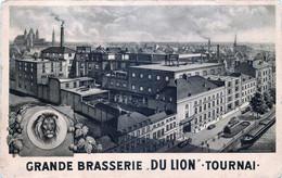 Belgique - Brasserie - Tournai - Grande Brasserie Du LION - Tournai - Tournai