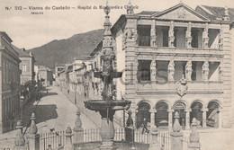 Portugal - Viana Do Castello - Hospital Da Mizericordia E Chafariz - Vianna - Viana Do Castelo