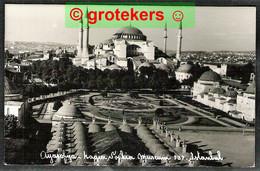 ISTANBUL Aya Sophia 1963 - Turchia