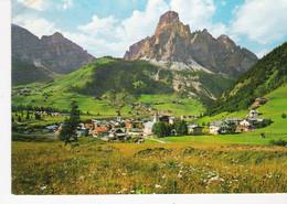 CORVARA Val Badia Con Sass Songher, Viaggiata Nel 1965 - Andere Städte