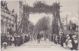 54. NANCY. Rentrée Triomphale Du 20e Corps. Le Général Grange Fait Son Entrée - Nancy