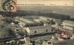VERDUN  Vue Générale De La Caserne St Nicolas   Military Militär Militaire - Caserme