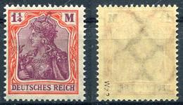D. Reich Michel-Nr. 198 Postfrisch - Geprüft - Nuevos