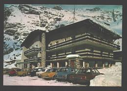 Val D'Isère - Hôtel Restaurant La Toviere - Vintage Cars / Voitures - Val D'Isere