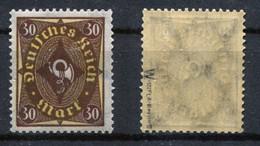 D. Reich Michel-Nr. 208W Postfrisch - Geprüft - Nuevos