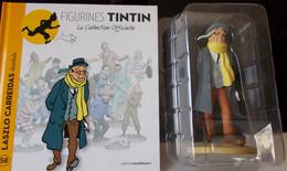 Tintin Laszlo Carreidas Deambule Vol 714 Pour Sydney Page 4 - Tintin
