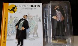 Tintin Le Professeur Bergamotte Hilare Les 7 Boules De Cristal Page 28 - Tintin