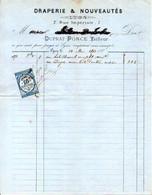 Draperie & Nouveautés - DUPRAT-PONCE Tailleur à Lyon - 1873 - 1800 – 1899