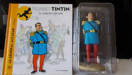 Tintin Le General Alcazar En Uniforme L Oreille Cassee Page 28 - Tintin