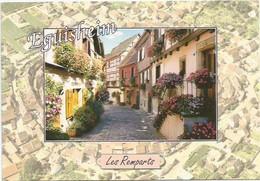 CPM Eguisheim Vieille Rue Des Remparts - Other Municipalities