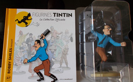 Tintin Bobby Smiles - Tintin