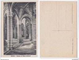 Siena - Interno Del Duomo Di Siena - Siena