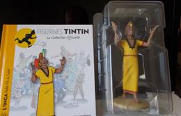 Tintin L Inca Noble Fils Du Soleil Le Temple Du Soleil Page 59 - Tintin