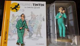 Tintin Baxter Le Directeur De La Base Objectif Lune 10page - Tintin