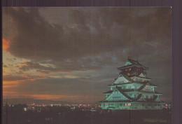 JAPON OSAKA CASTLE - Osaka