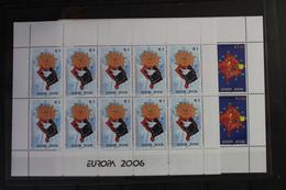 Kosovo 43-44 ** Postfrisch Als Kleinbogensatz #VP598 - Kosovo