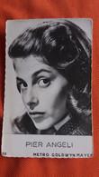 CPSM PIER ANGELI ACTRICE AMERICAINE CINEMA FILMS STAR ED PI METRO GOLWYN MAYER 30 1953 - Acteurs