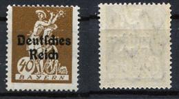 D. Reich Michel-Nr. 124 Postfrisch - Nuevos