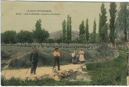 GARD : Les Fumades, Fontaine D'Arlende - Other Municipalities
