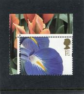 GREAT BRITAIN - 2004  1st CLASS  IRIS LATIFOLIA  PERF  15x14  MINT NH - Ungebraucht
