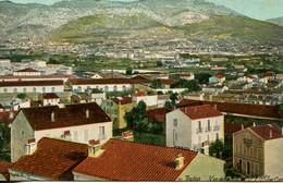 CPA -  TOULON - VUE DU PHARO (IMPECCABLE) - Toulon