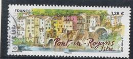 FRANCE 2021 PONT EN ROYANS ISERE OBLITERE - Used Stamps