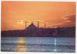 TURQUIE,TURKEI TURKEY ISTANBUL ,BLUE MOSQUE ,POSTCARD - Turchia