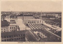Lombardia - Cremona - Veduta Generale - Scuola Ala Ponzone - F. Grande - Viagg - Bel Panorama - Anteguerra - Cremona