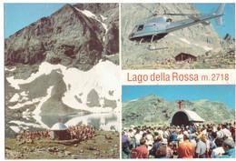 1994 LAGO DELLA ROSSA 1 ELICOTTERO   TORINO - Autres Villes