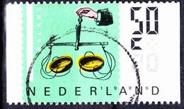 Niederlande Netherlands Pays-Bas - Einzelmarken Aus MH (MiNr: 1288 II C) Bzw. (NVPH: 209) 1986 - Gest Used Obl - Booklets