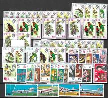 Fidji Belle Petite Collection 1968/1971. Bonnes Valeurs. B/TB. A Saisir! - Fiji (...-1970)